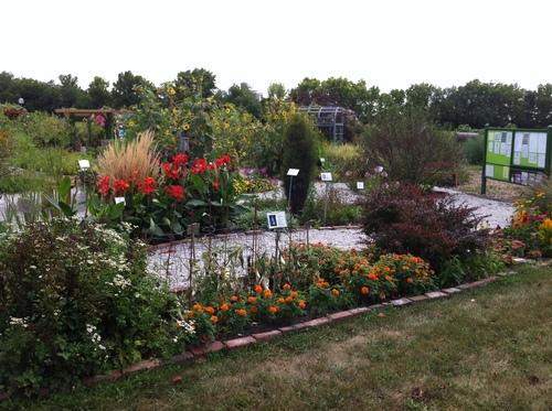 Display Idea Gardens Master Gardener Association of Tippecanoe