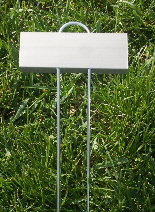 Paw Paw Plant Label