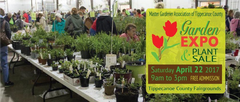 A Real Garden Show Featuring Plants, Gardening Supplies, Garden Decor,  Lectures And Gardening Information.