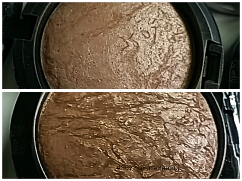 MAC Mineralized Skin Finishes in Soft and Gentle (top) and Global Glow (bottom).