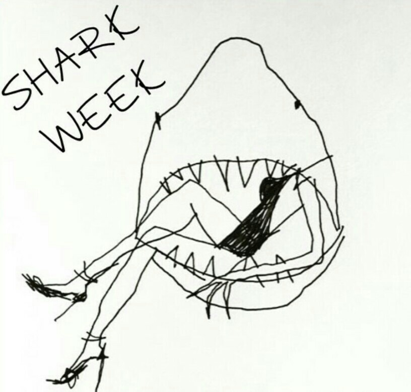 For me, the build up to Sharknado3 is everything I wish Shark Week could be.