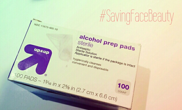 Up and Up Alcohol Prep Pads  Retail Price: $2.00(it)