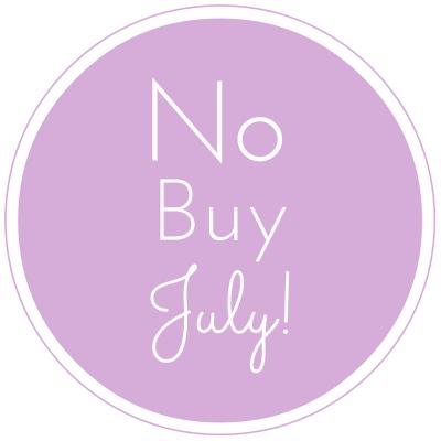 no-buy-july