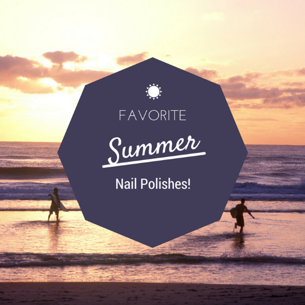 Favorite-summer-nail-polish-colors