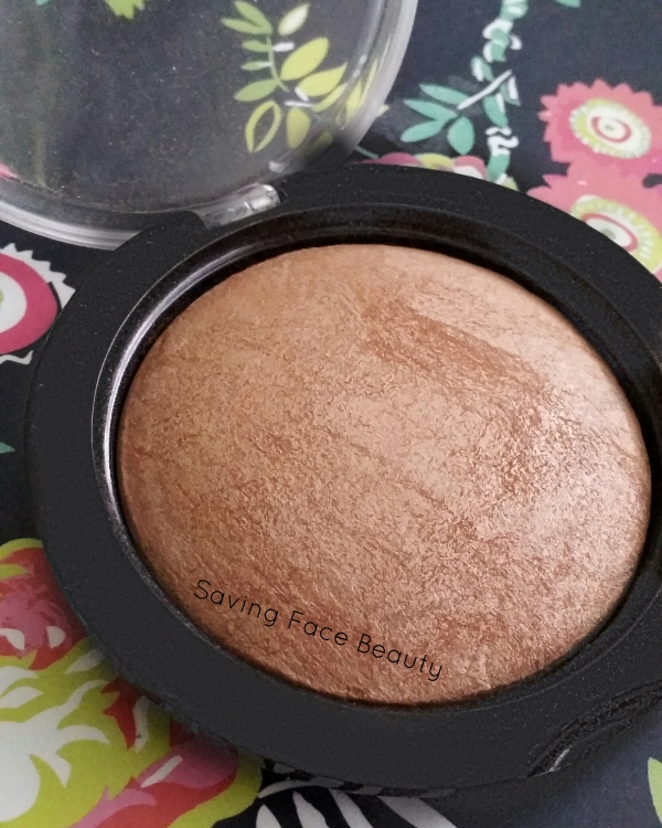 makeup-revolution-baked-bronzer-review