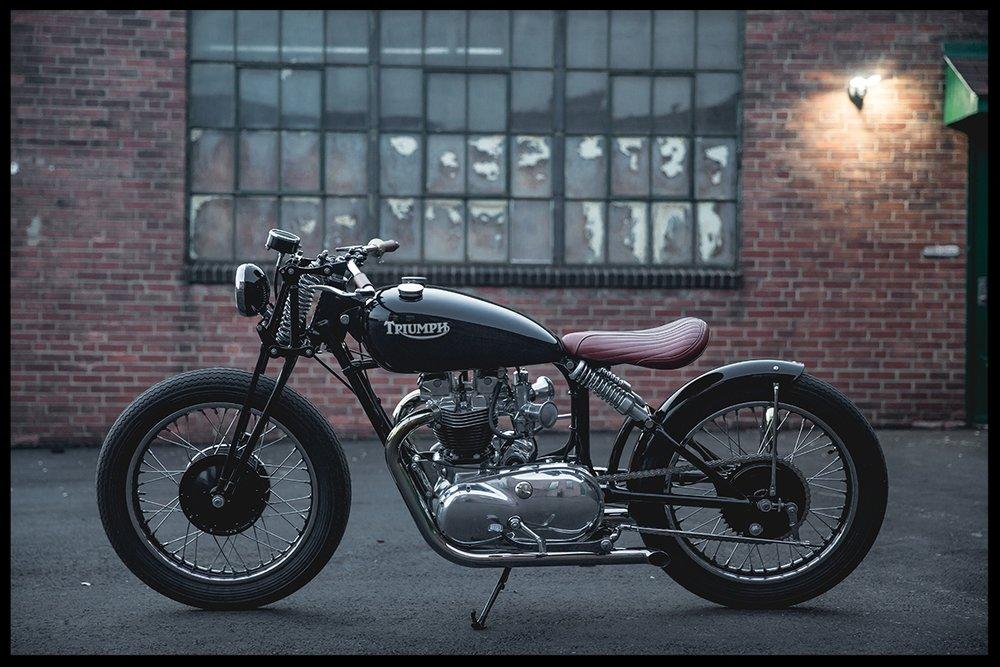 1960 Triumph 650