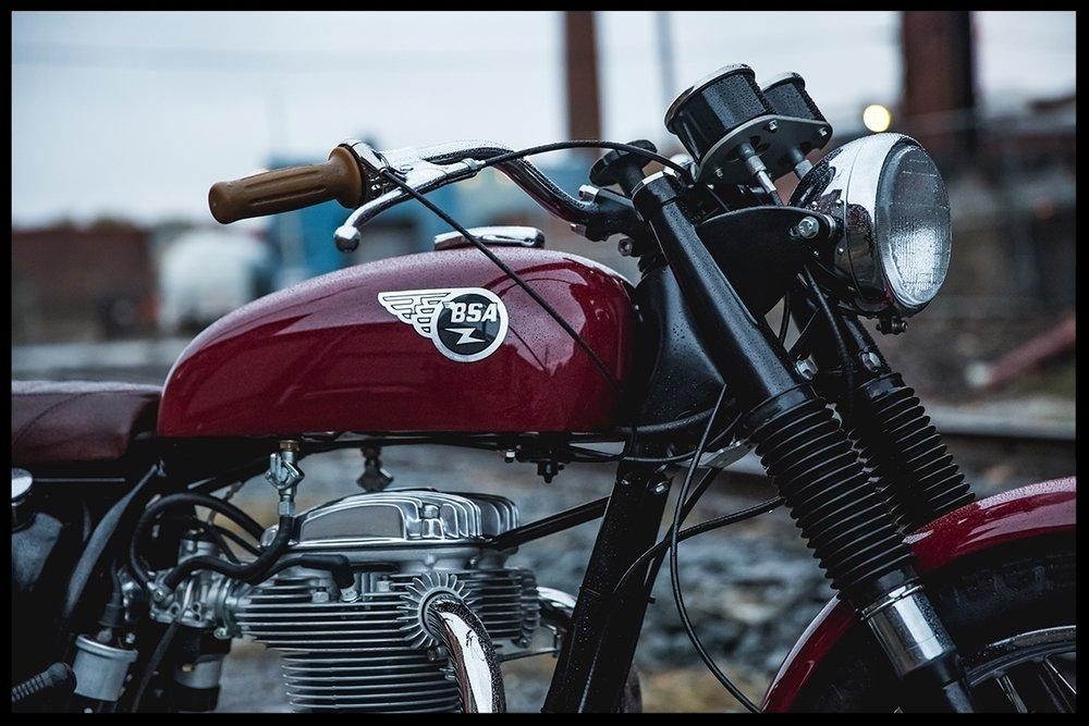 1968 BSA