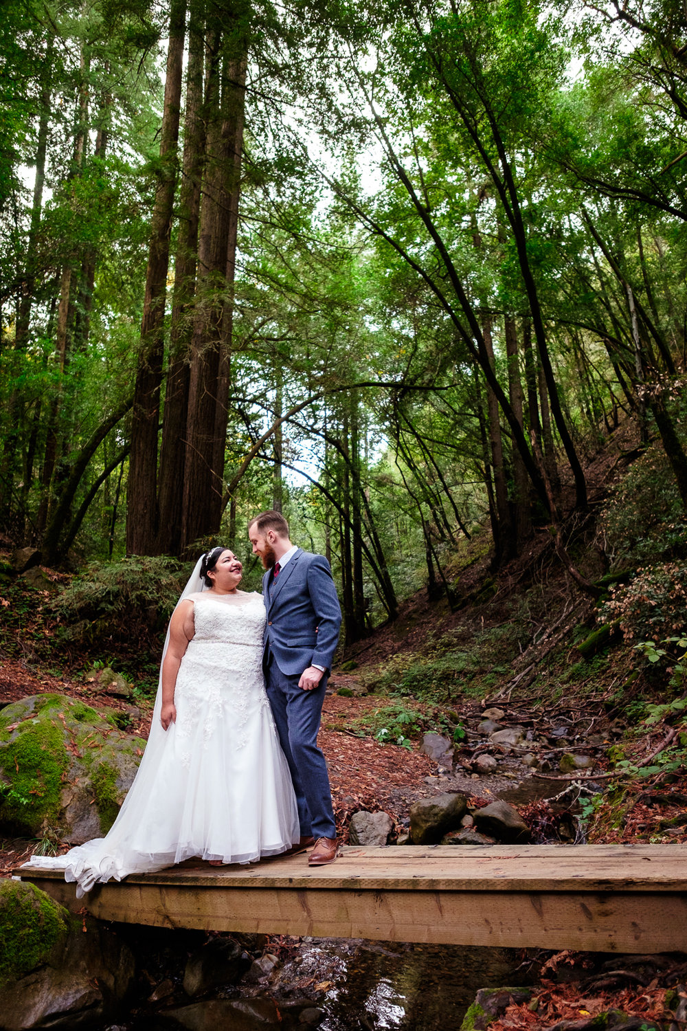 Bride and Groom took some breathtaking pictures in Saratoga Springs.