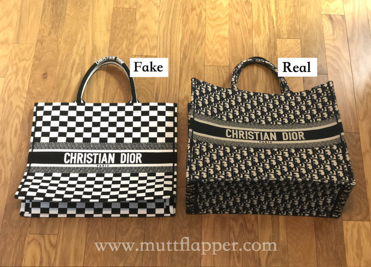 7128fbba025f My Favorite Dior Book Tote Just Got Knocked Off! — MUTT FLAPPER
