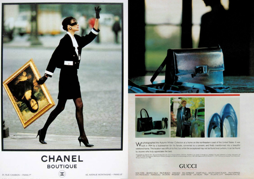 Courtesy of Vogue Archives