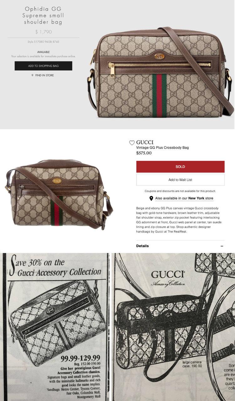 1582b0c53808 The Gucci Trash You Adored — MUTT FLAPPER
