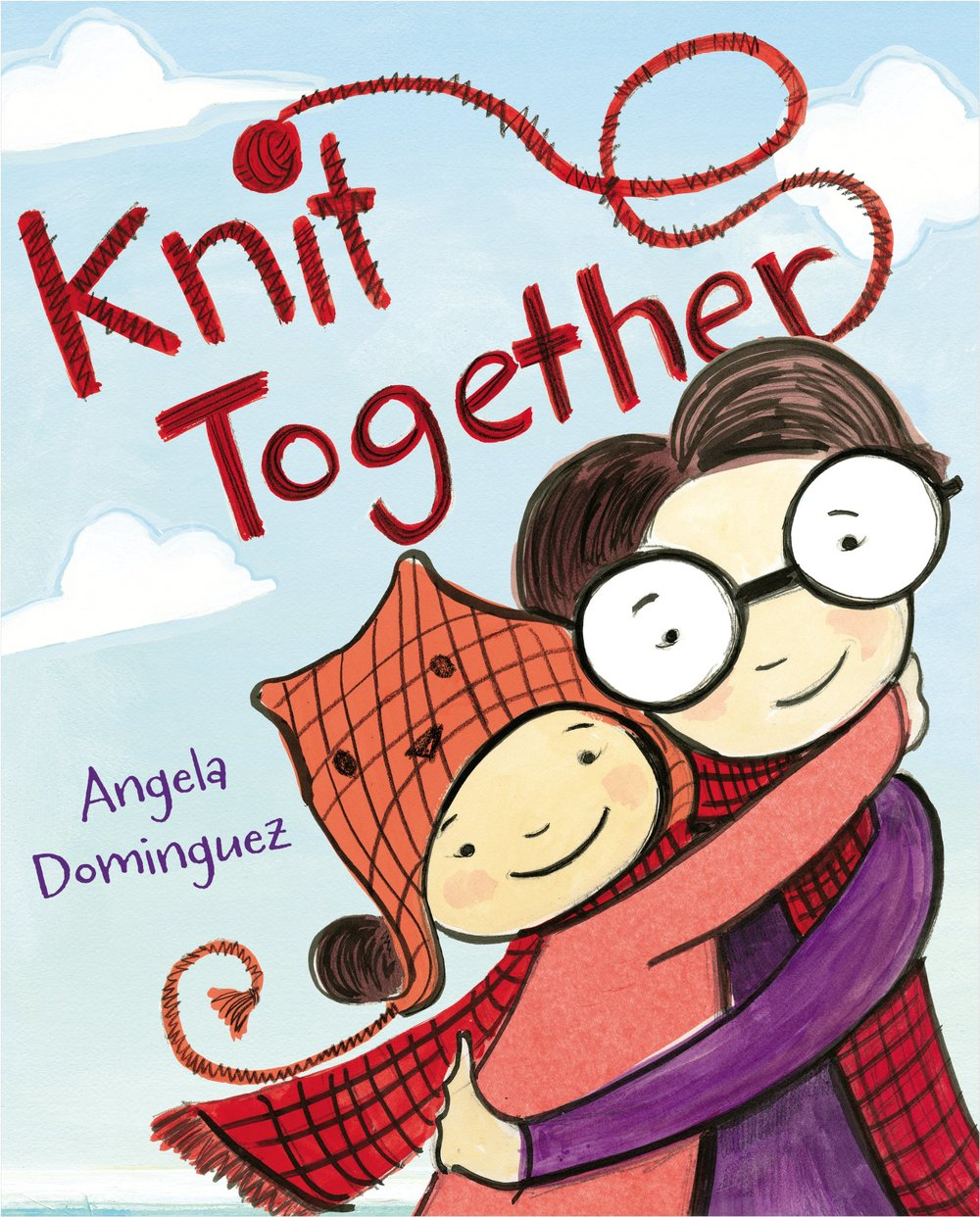 July Book Club Knit Together Knittin Little