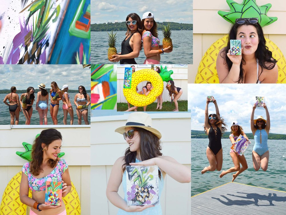 How Do You ROC Your Pineapple? - Show us! @caf_creations #ROCyourPineapple