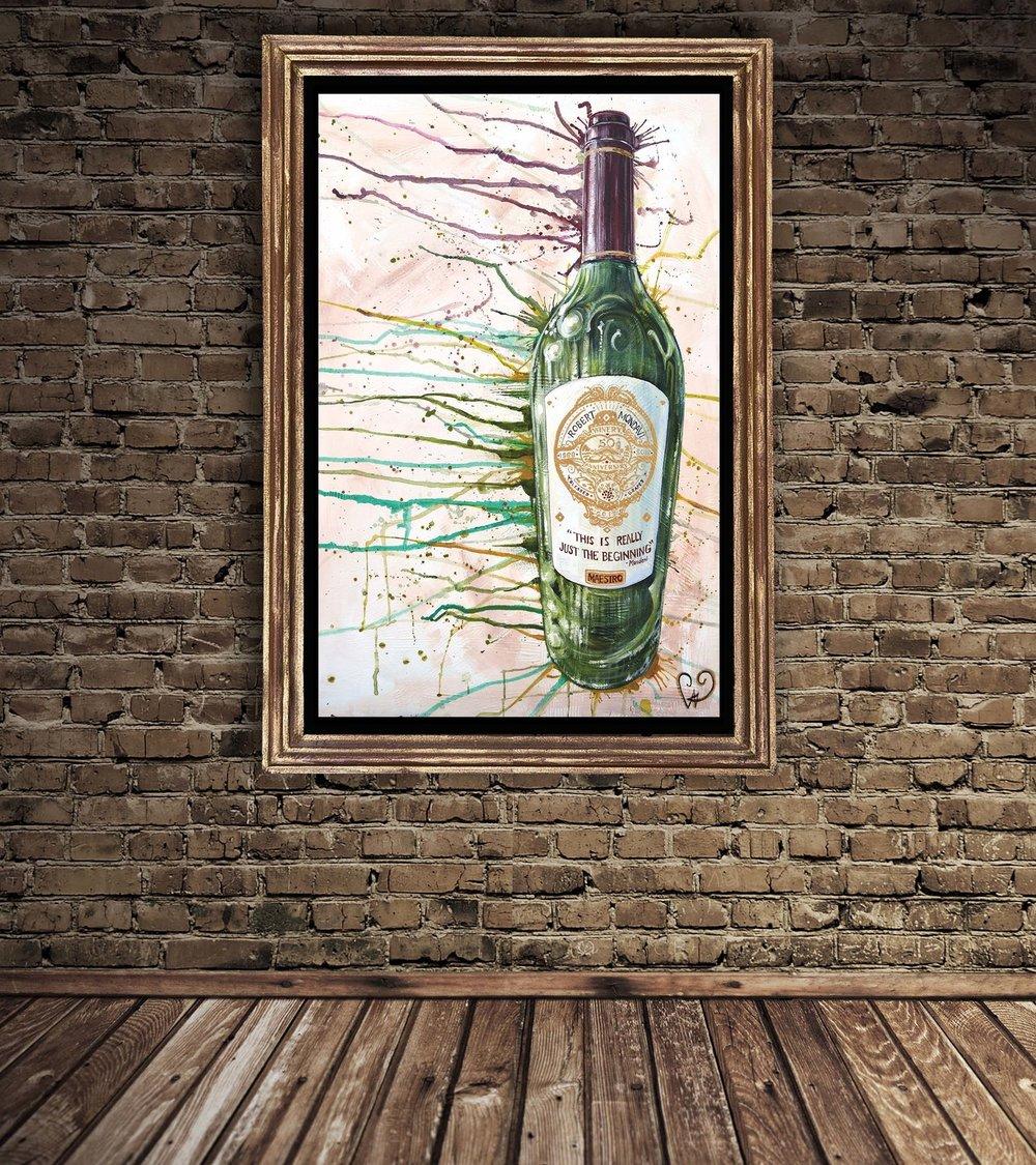 WINE - PRINTS