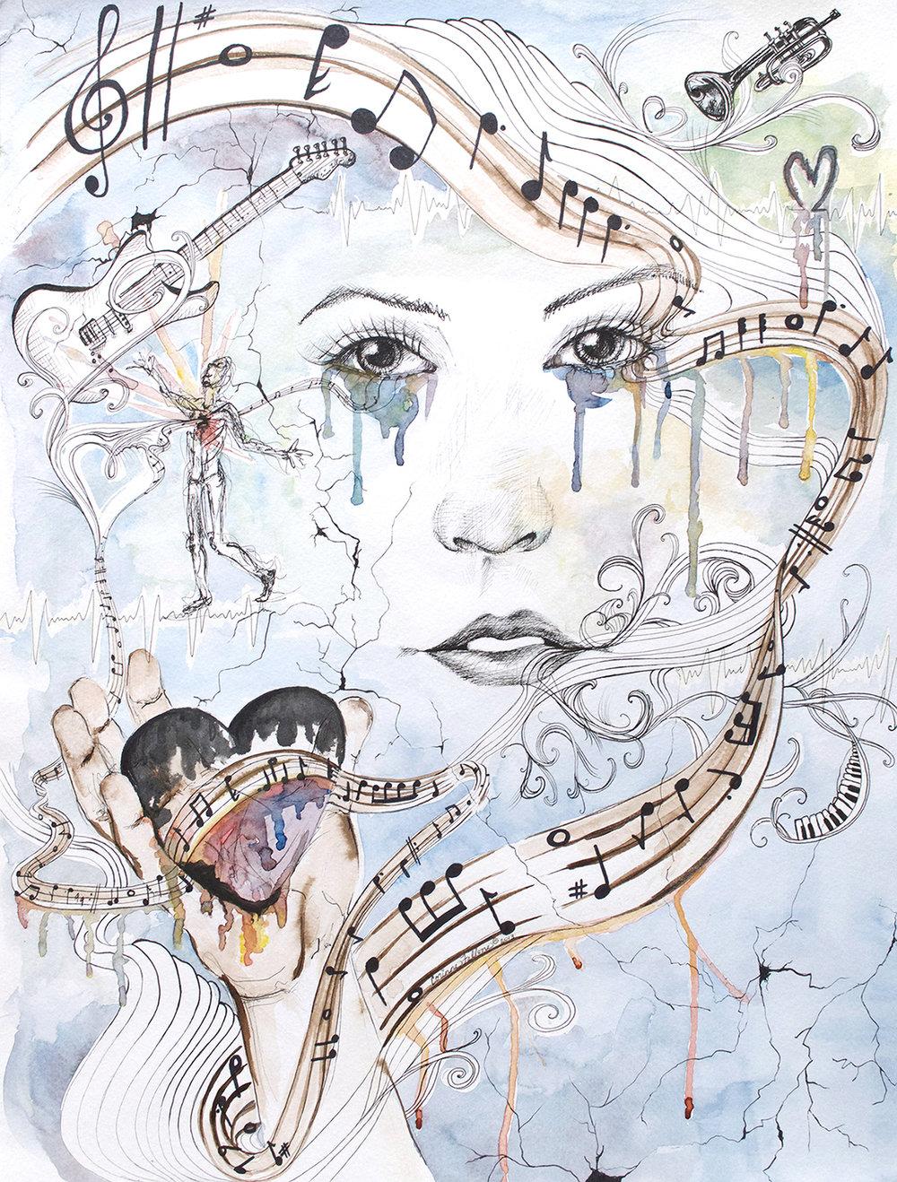 MUSICAL - PRINTS