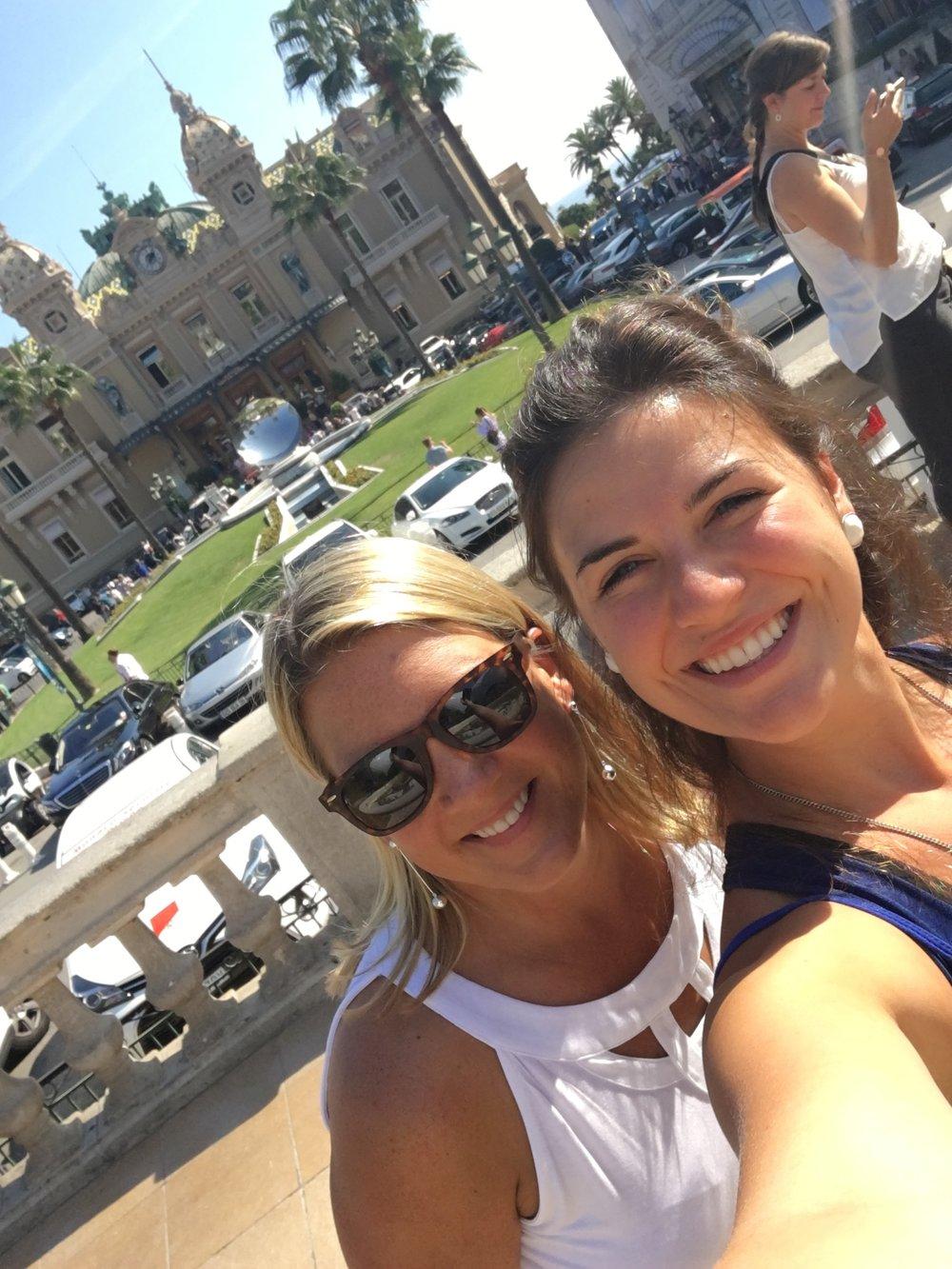 Monte- Carlo,  Monaco  explorations with CIndy:)