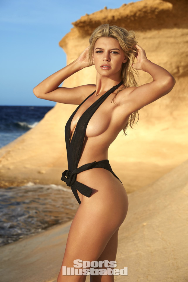 Kelly Rohrbach Sports Illustrated Swimsuit 2016