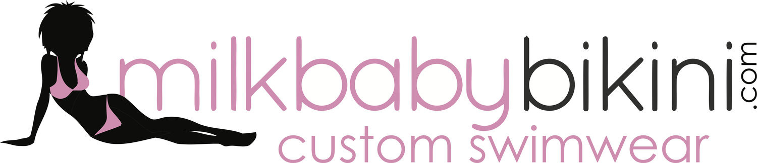 Custom swimwear | one-of-a-kind bikinis | milkbaby