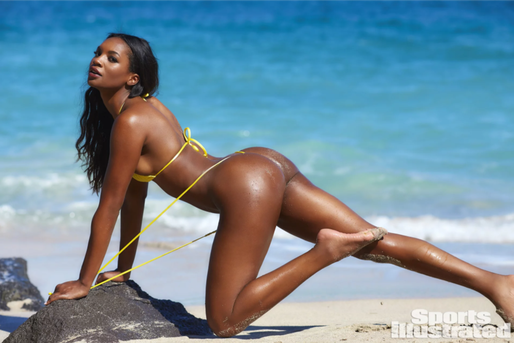 Jasmyn Wilkins Sports Illustrated Swimsuit 2018
