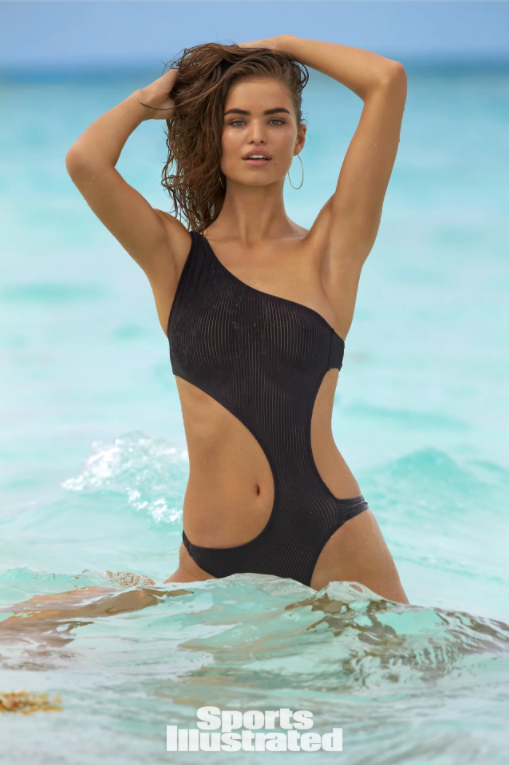 Robin Holzken Sports Illustrated Swimsuit 2018