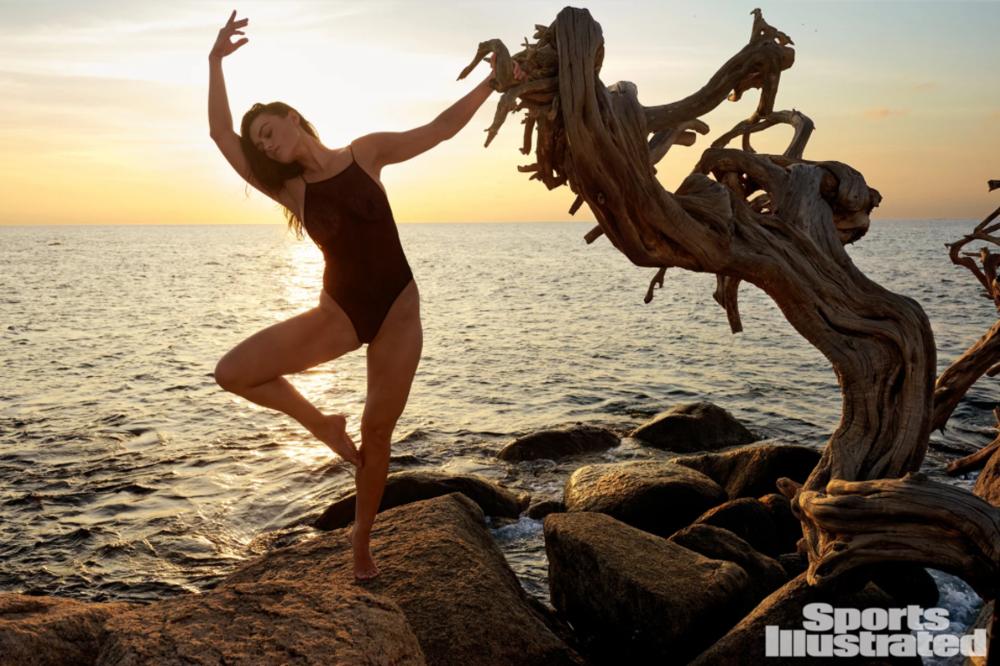 Myla Dalbesio Sports Illustrated Swimsuit 2018