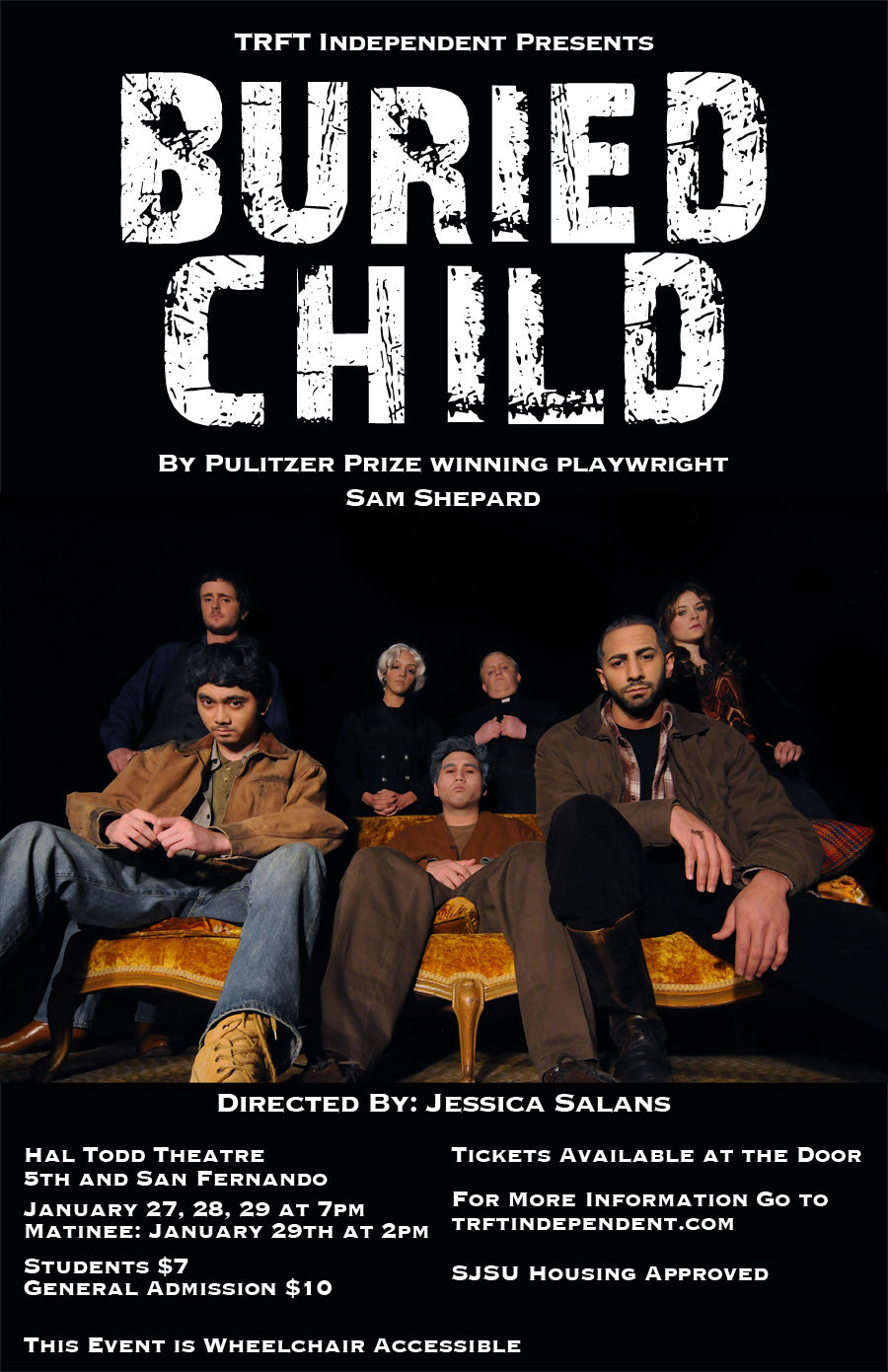 Buried Child, by Sam Shepard