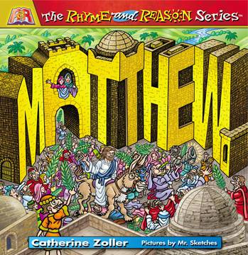 Catherine Zoller Rhyme Reason Book Matthew