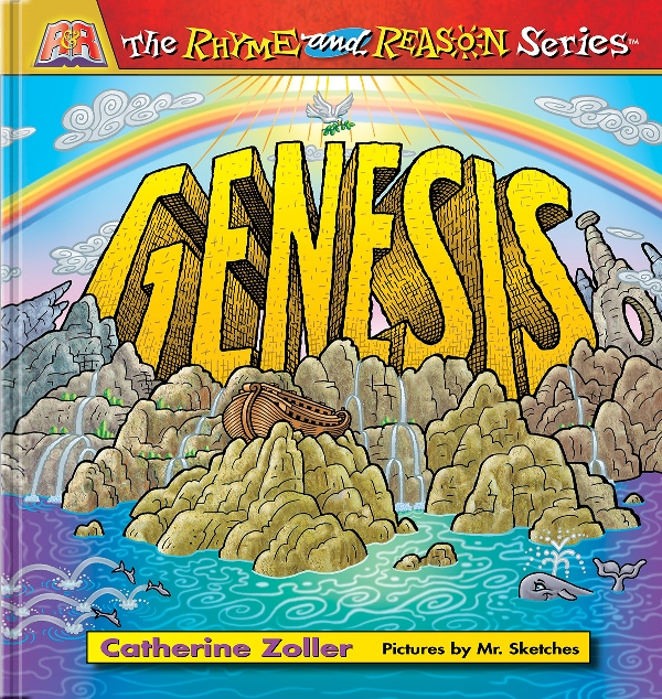 Rhyme & Reason Series - Genesis, Catherine Zoller