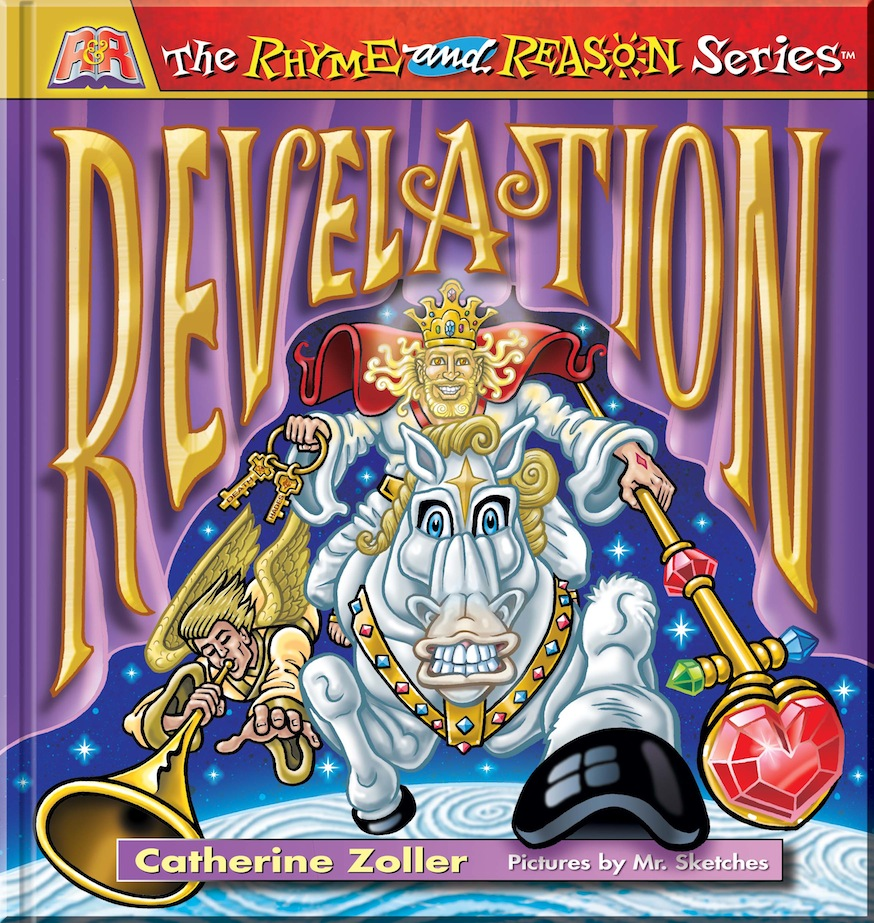 Revelation Children's Book Catherine Zoller Rhyme Reason