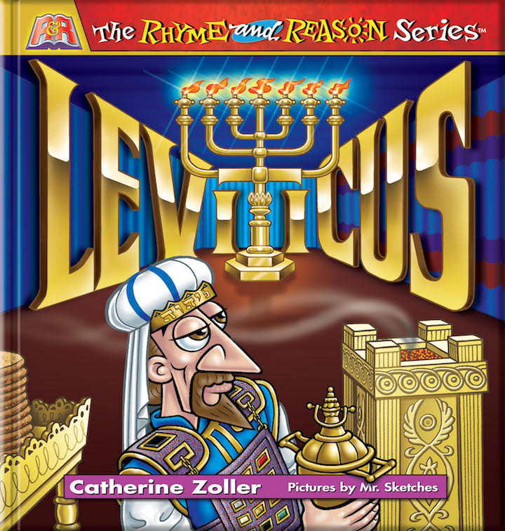 Leviticus - Rhyme and Reason, Catherine Zoller