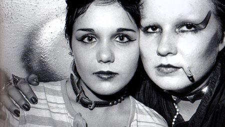 Gerber and Hellin Killer, 1977 - photo credit Jenny Lens (?)