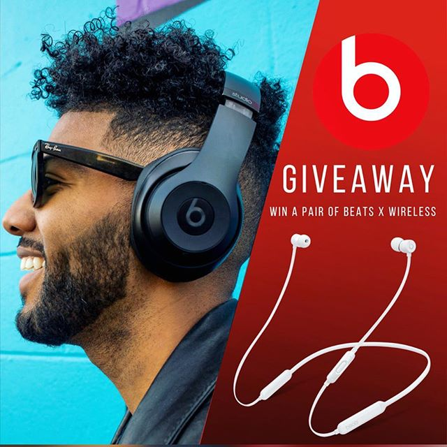 In celebration of @dariuscolemanmusic #SunDown We partnered with our folks @beatsbydre To give you a chance to win FREE #BeatsXWireless headphones!! Visit @dariuscolemanmusic for more details!