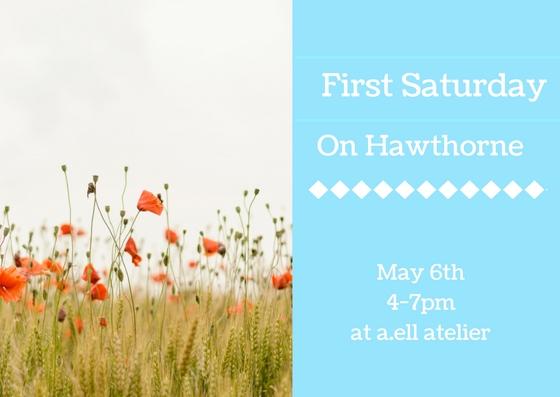 First Saturday on Hawthorne