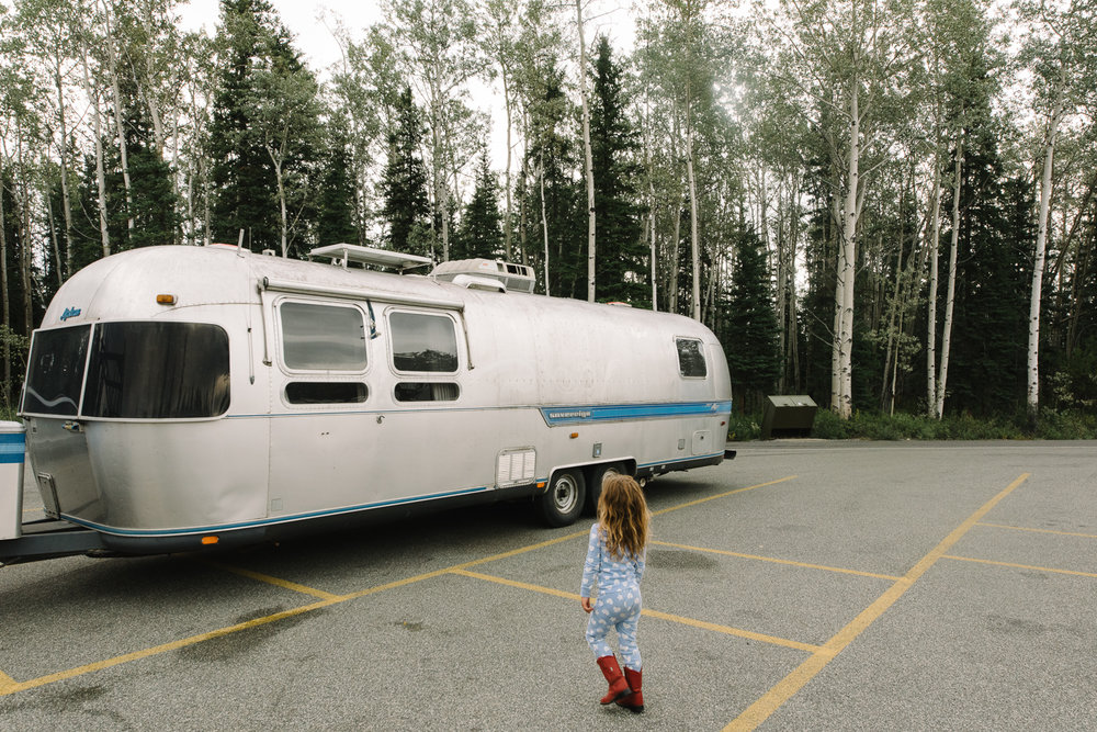 We picked her up in Talkeetna, & broke her in with a 10-day adventure around Alaska