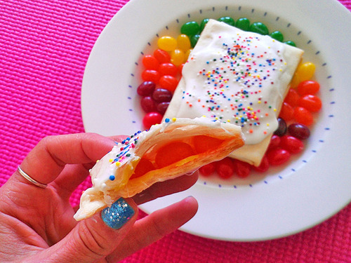 Leftover Jelly Bean Pop-Tarts: the perfect way to add some magic to ...