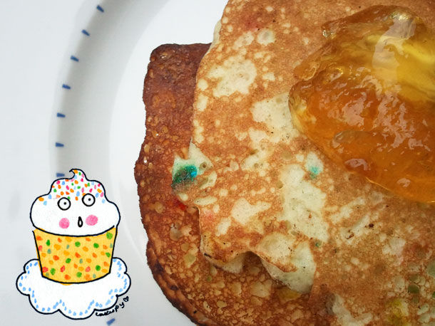 Have Some Funfetti: Funfetti Pancakes for Serious Eats ...