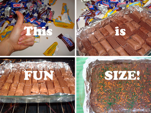 Mega Fun Size Candy Bar Jessie Unicorn Moore