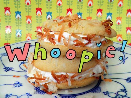 whoopie pies — CakeSpy Archives — Jessie Unicorn Moore