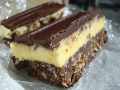 Nanaimo bars (perfect for any time of year, too)
