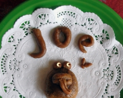 Joe Frogger Cookies