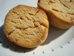 Honey peanut butter refrigerator cookies