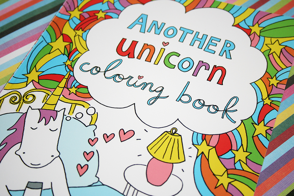 giveaway another unicorn coloring book cakespy