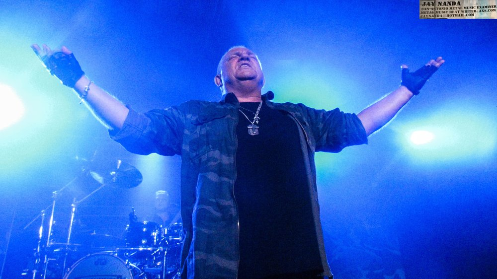Dirkschneider's solo career has flourished throughout Europe, but when it comes to a classic-rock town such as San Antonio, only his Accept tunes will satisfy crowds.