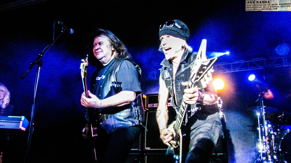 Glen and Schenker join forces.