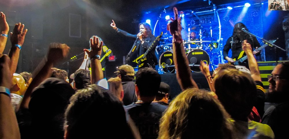 """Scroll to the bottom of the article to watch Stryper in action on 1986 classic """"More Than A Man."""""""