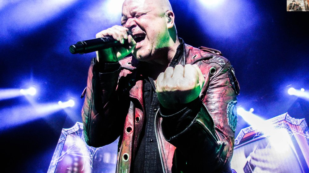 Kiske was the vocalist on Helloween's two most epic albums,  Keeper of the Seven Keys: Part 1  and  2  in 1987 and 1988.