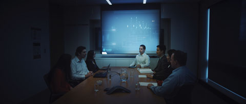 Transgrid staff boardroom meeting - Transgrid Make It Happen, Staff Recruitment Video ProductionVideo prduction, Australian Cinematography Award winning project