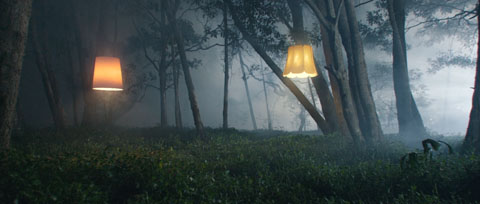 Lamps in the forest - Max Sessions returns, Foxtel live music performance special promotion