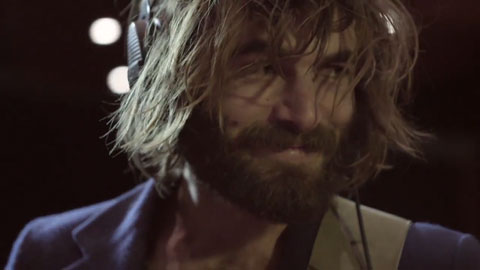 Angus Stone smiling - Angus Stone Guiness Arthur's Day Film production Toby heslop