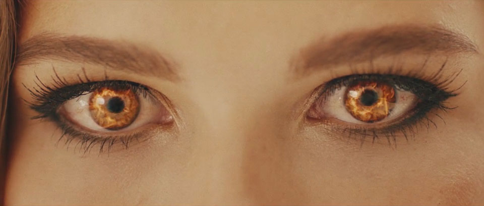Fire in her eyes - MX Margarita Quench This Thirst Film Production, DoP Toby heslop